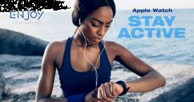 Apple Watch, molto più di un orologio: alleato di benessere