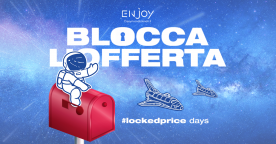 Questo Agosto dal 7 al 22, divertiti con i #lockedprice days!