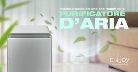 Purificatore d'aria: il nostro alleato per respirare aria pulita!