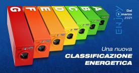 Sostenibile è facile: come cambia la classificazione energetica